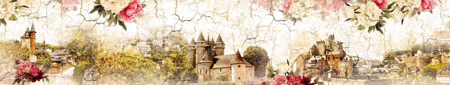 Скинали - Замки во Франции в винтажном стиле