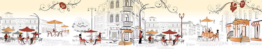 Скинали - Векторный город