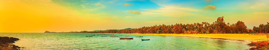 Скинали - Индийский океан, берег