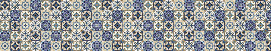 Скинали - Марокканский узор