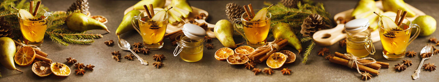 Скинали - Согревающий чай