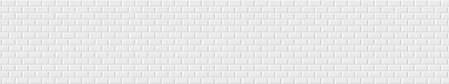 Скинали - Белая плитка под кирпич