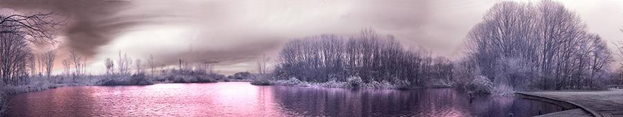 Скинали - Волшебное зимнее озеро