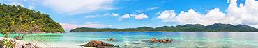 Скинали - Чистая кристальная вода индийского океана