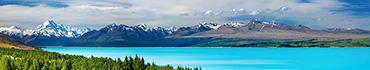 Скинали - Гора Кука в Новой Зеландии