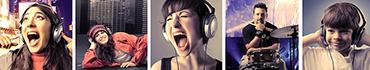 Скинали - Коллаж на тему музыки