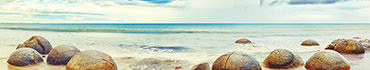 Скинали - Красивые камни на берегу океана