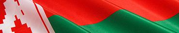Скинали - Белорусский флаг