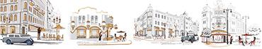Скинали - Жизнь в старинном городе