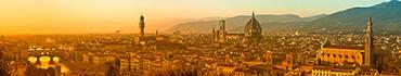 Скинали - Италия. Утренняя Флоренция.