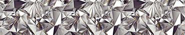 Скинали - Красивые серебряные треугольнички