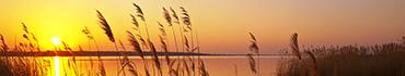 Скинали - Закат на Вилейском водохранилище