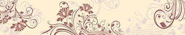Скинали - Фиолетовые узоры на розовом фоне