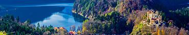 Скинали - Волшебное зрелище Замок на берегу