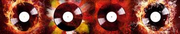 Скинали - Виниловые пластинки в огне