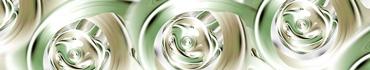 Скинали - Абстрактный фон в бледно-зеленых тонах