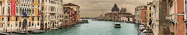 Скинали - Венеция вечером перед грозой