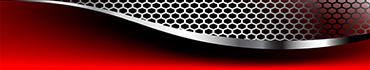 Скинали - Серебряно-красная абстракция