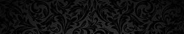 Скинали - Цветочный орнамент в черных тонах