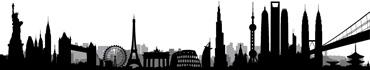 Скинали - «Международный» горизонт города