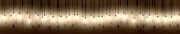 Скинали - Ряд висящих лампочек