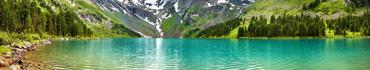Скинали - Горное озеро
