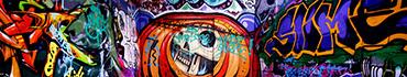 Скинали - Граффити на стене