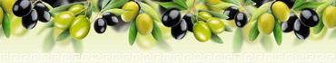 Скинали - Зеленые и черные оливки