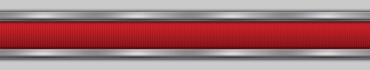 Скинали - Металлическая полоса с красной серединой на сером фоне