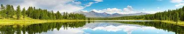 Скинали - Горное озера