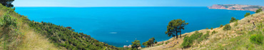 Скинали - Прекрасный вид на Черное море