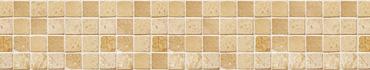 Скинали - Плитка из камня коричневого цвета