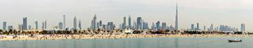 Скинали - Летний день на пляже в Дубае