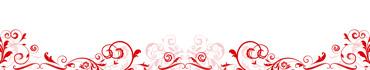 Скинали - Красные растительные элементы