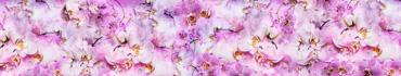 Скинали - Пурпурные и нежно-розовые орхидеи