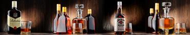 Скинали - Ассорти из алкогольных напитков