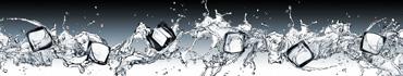 Скинали - Лед во всплесках воды