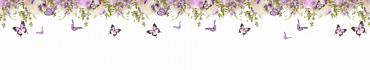 Скинали - Цветы и бабочки
