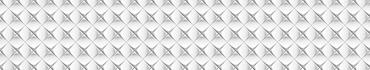 Скинали - Белая 3D плитка