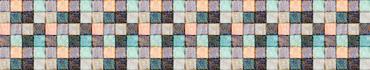 Скинали - Плитка с эффектом стекла и трещинами