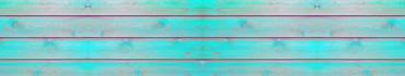 Скинали - Доски с эффектом старины в мятном оттенке