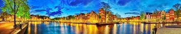 Скинали - Красочный Амстердам