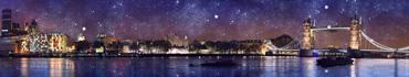 Скинали - Ночной Лондон