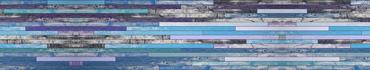 Скинали - Имитация разноцветных продолговатых досок