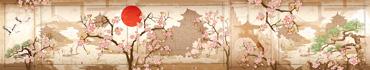 Скинали - Векторные рисунки на японскую тему