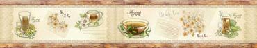 Скинали - Винтажные рисунки на чайную тематику