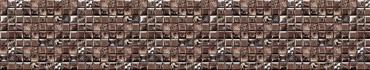 Скинали - Плитка с разнофактурной стеклянной поверхностью