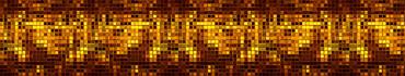 Скинали - Плитка-мозаика с эффектом отражения на поверхности