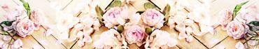 Скинали - Нежные цветы на столе