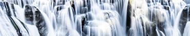 Скинали - Крутой водопад